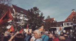 Fridays for Future am 20.09.2019 in Ulm